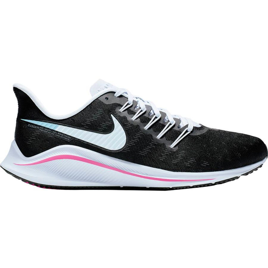 8a56a3b000c Nike - Air Zoom Vomero 14 Running Shoe - Women s - Black Hyper Pink-