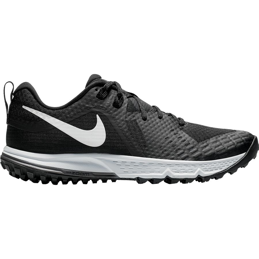 cheap for discount 51b88 49bdb Nike - Air Zoom Wildhorse 5 Trail Running Shoe - Women s - Black Barely Grey