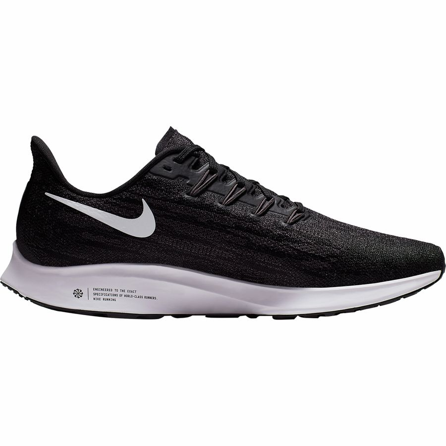huge discount 5d1e2 81742 Nike - Air Zoom Pegasus 36 Running Shoe - Men s - Black White-thunder