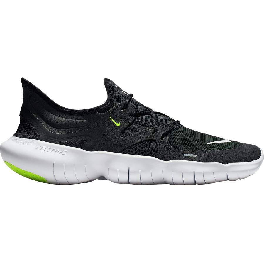reputable site 7a5be 93fba Nike - Free RN 5.0 Running Shoe - Men s - Black White-anthracite-