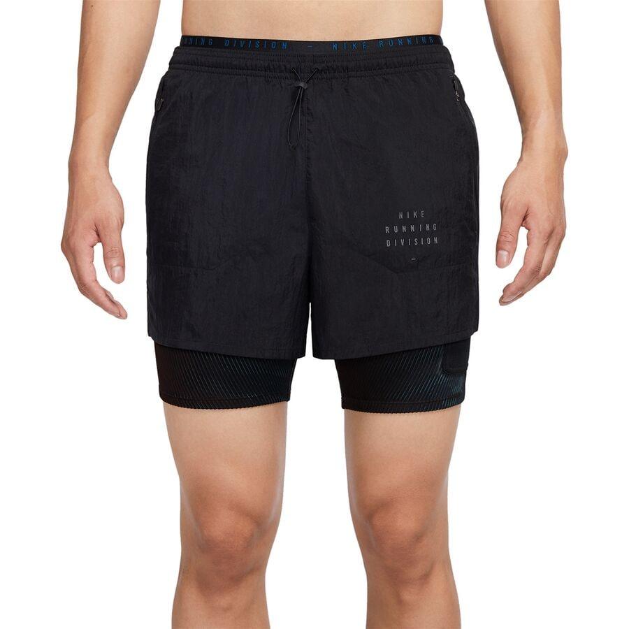 guirnalda Hacer conjunción  Nike Run Division 3-in-1 Short - Men's | Backcountry.com