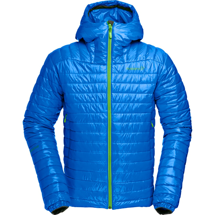 Norrøna Falketind PrimaLoft100 Insulated Hooded Jacket - Mens