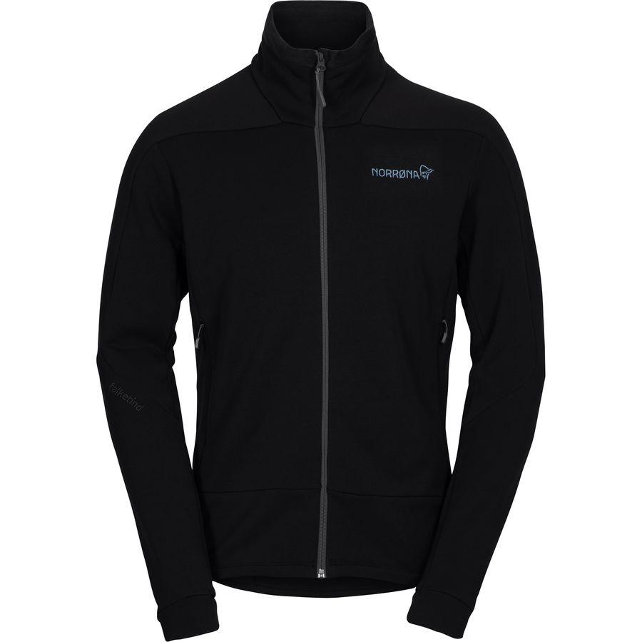 Norrøna Falketind Power Stretch Fleece Jacket - Mens