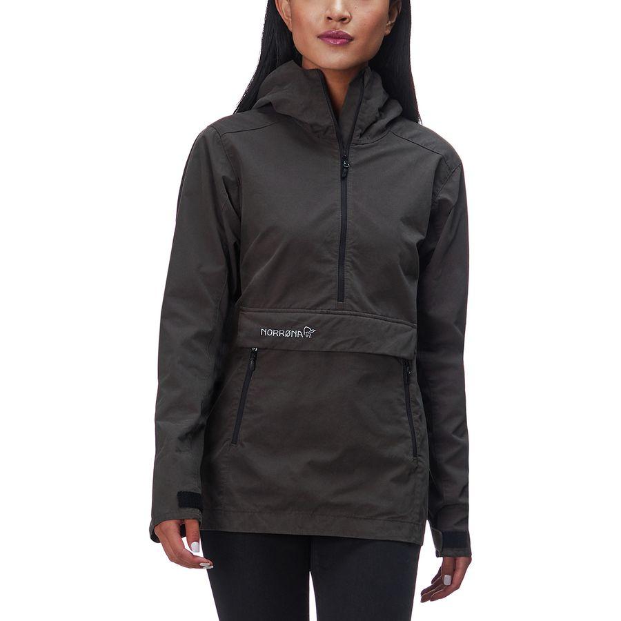 Norrøna Svalbard Cotton Anorak Jacket - Womens