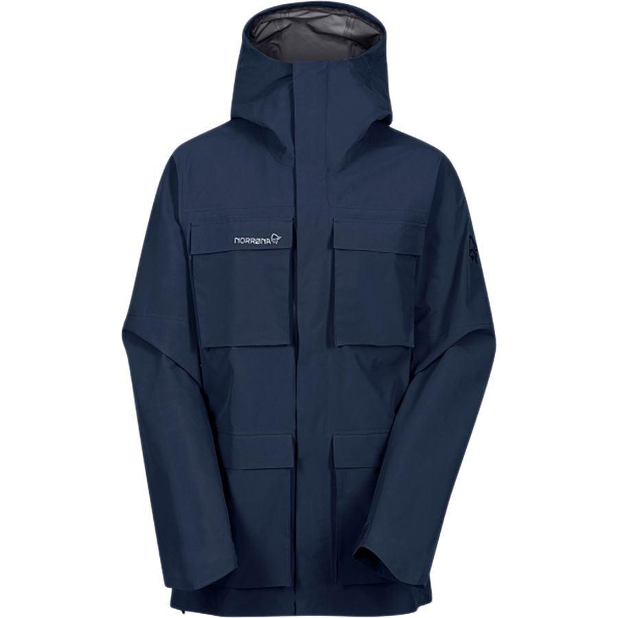 d9e66774670f Norrona - Svalbard Gore-Tex Jacket - Men s - Indigo Night