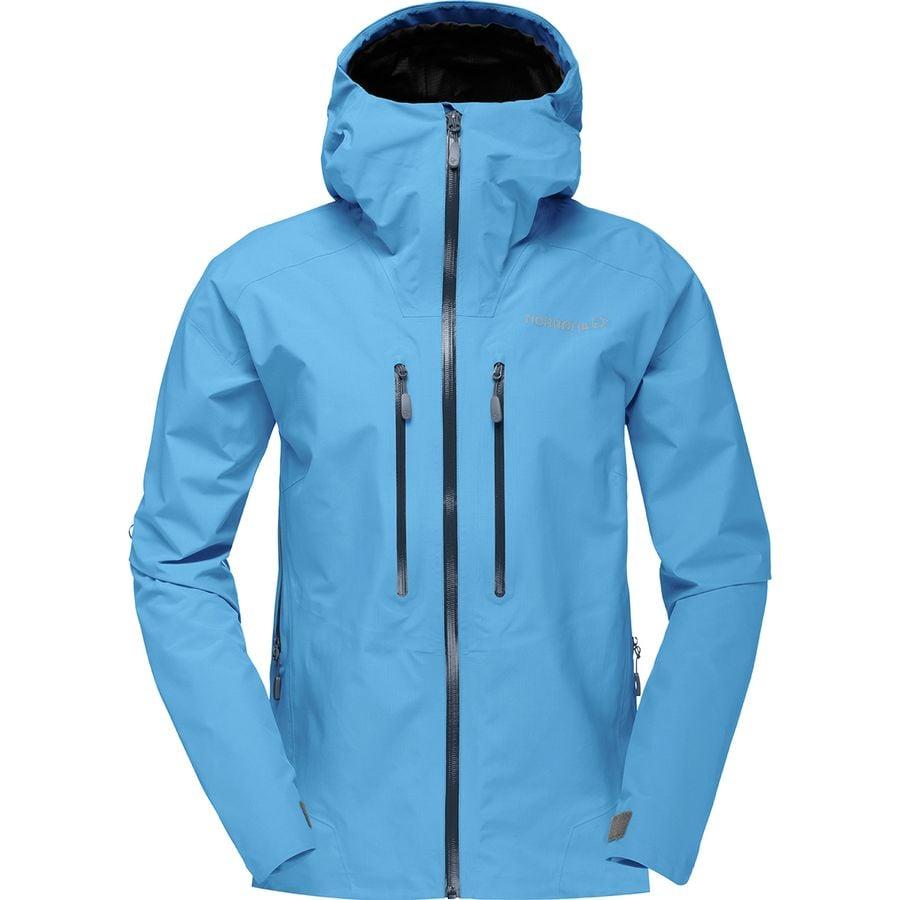 Norrona Trollveggen Gore-Tex Light Pro Jacket - Womens