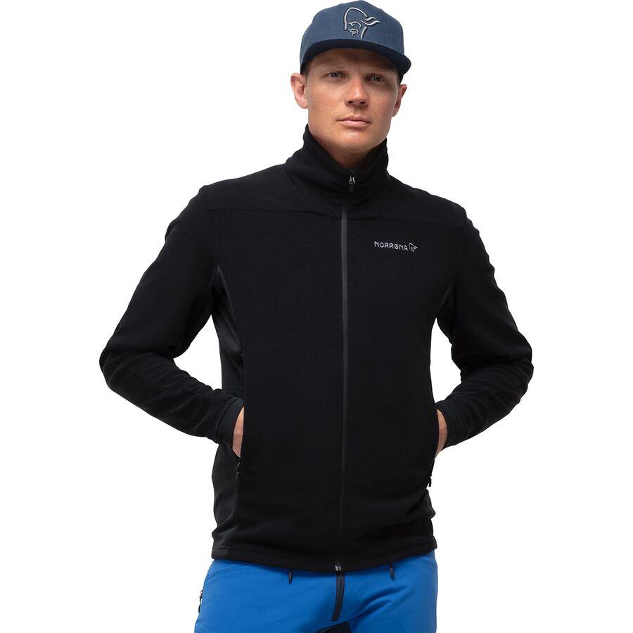 Norrøna Falketind Warm1 Fleece Jacket - Mens