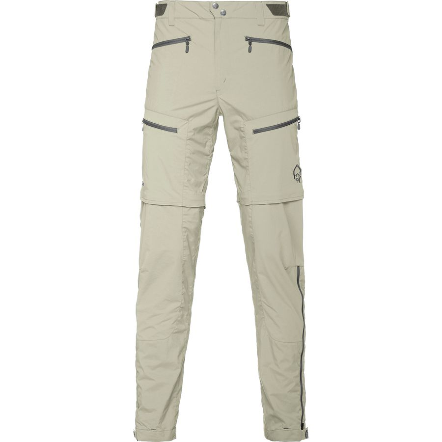 Norrona Bitihorn Flex1 Zip-Off Pant - Mens