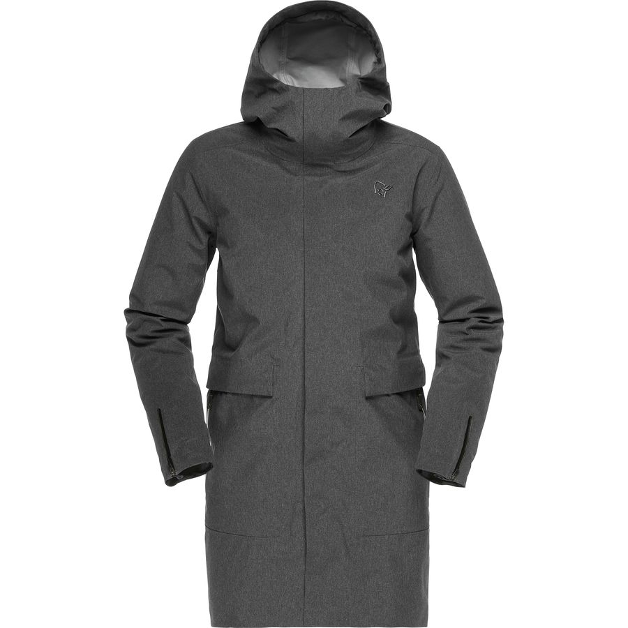 norrona 29 gore tex 3 in 1 850 down parka women 39 s. Black Bedroom Furniture Sets. Home Design Ideas
