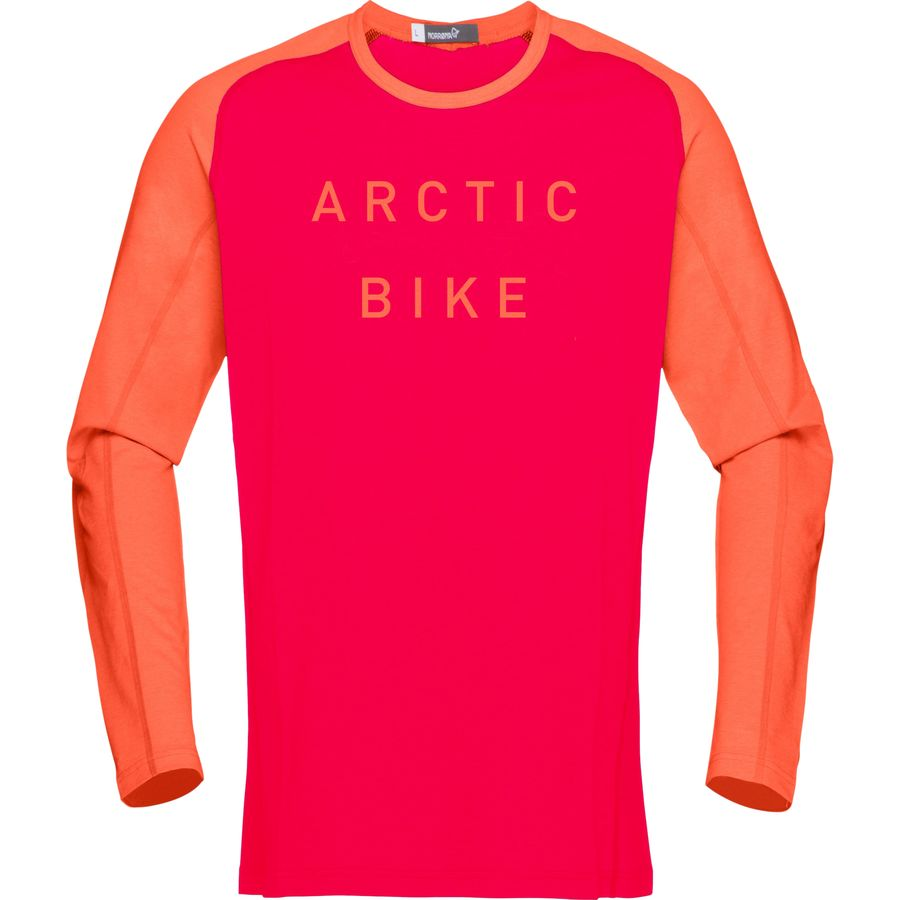 Norrona Fjora Equaliser Lightweight Long-Sleeve Shirt - Mens