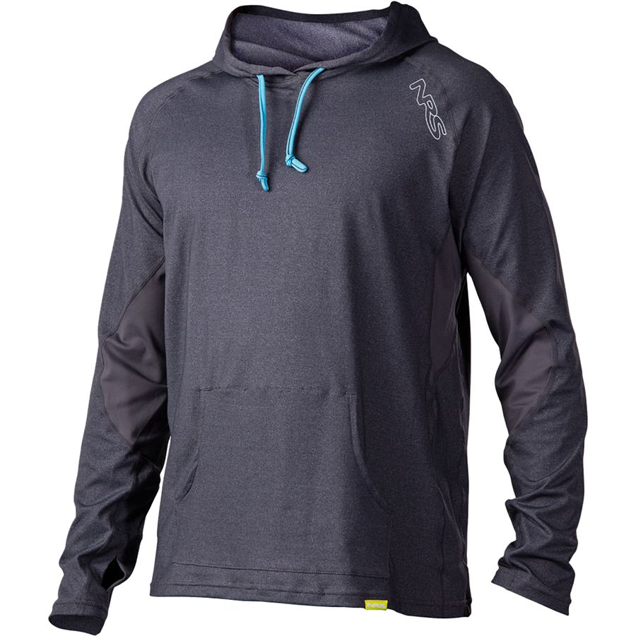 NRS H2Core Lightweight Pullover Hoodie - Men's | Backcountry.com