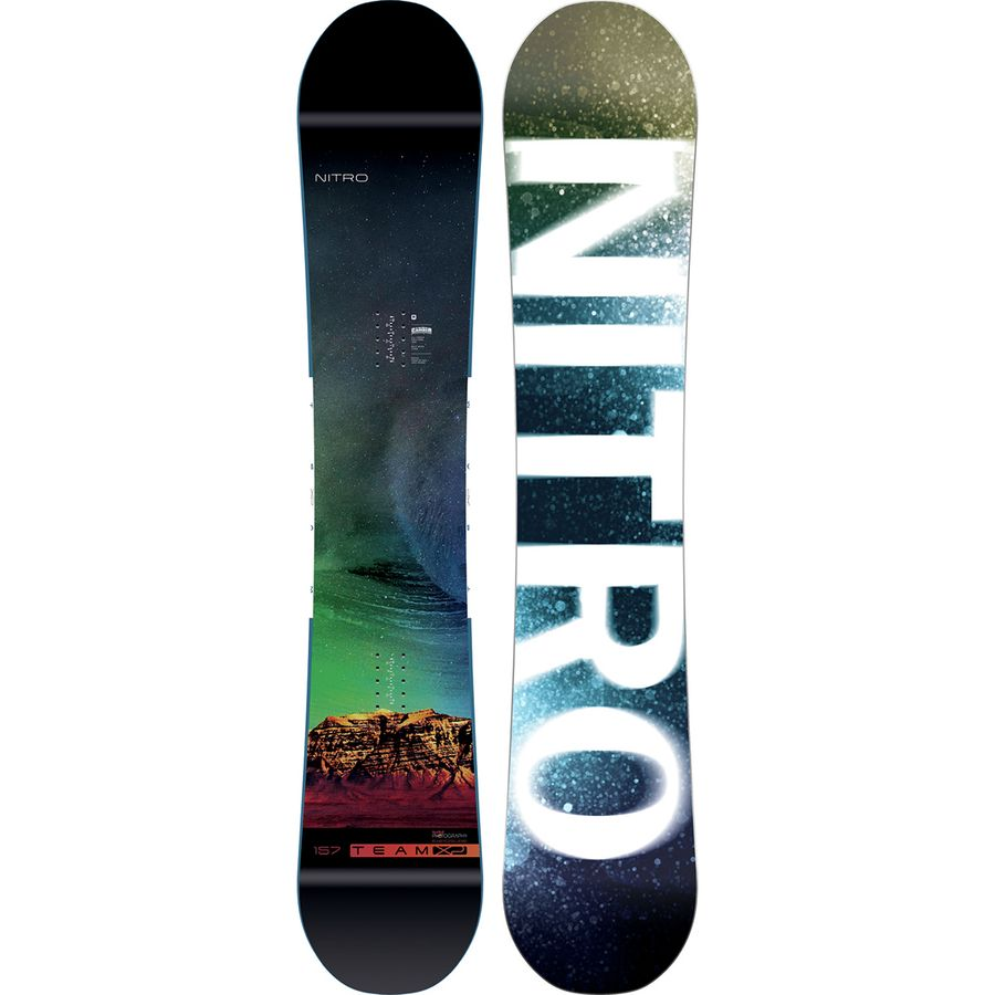 Nitro - Team Exposure Snowboard - Wide - One Color 1a3f371ed3be
