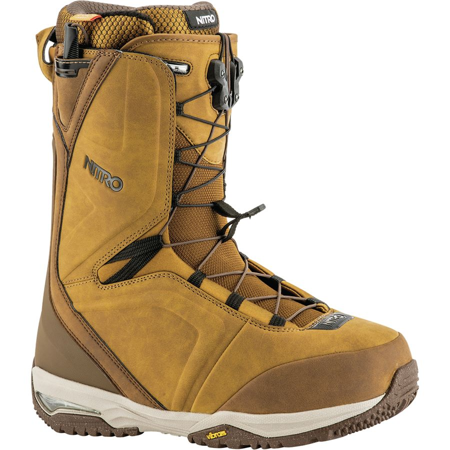 e77eb8ed633a Nitro - Team TLS Snowboard Boot - Men s - Two Tone Brown