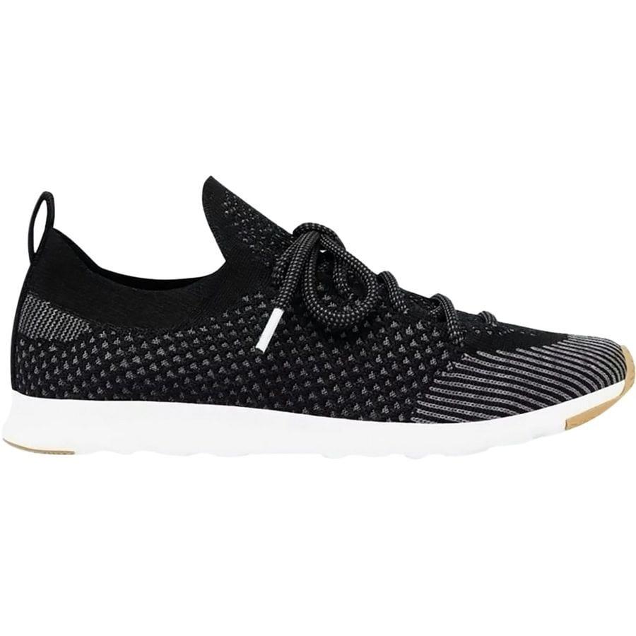 Native Shoes - AP Mercury Liteknit Shoe - Women's - Jiffy Black/Shell White/