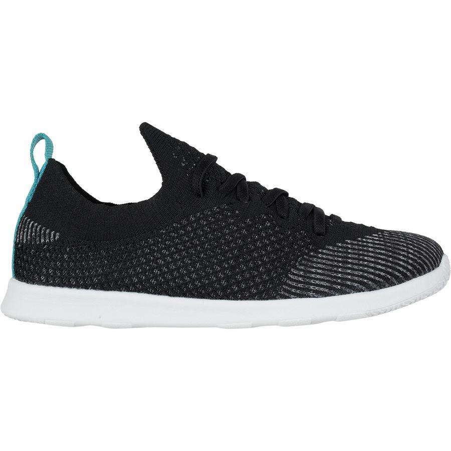 b090ef2e9b Native Shoes - AP Mercury Liteknit Shoe - Kids  - Jiffy Black Shell White