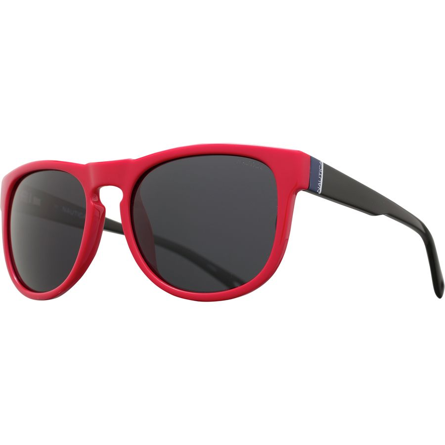 ec3d3d25dcb Nautica - N6211S Sunglasses - Red