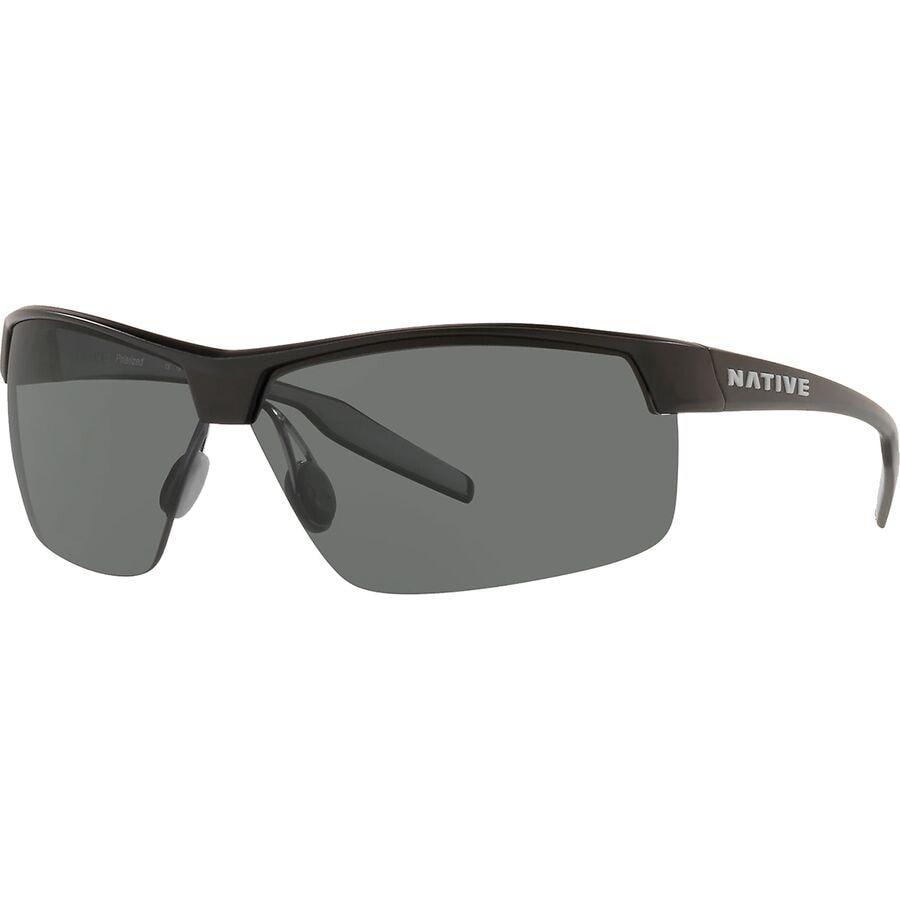 4da675e548 Native Eyewear - Hardtop Ultra XP Polarized Sunglasses - Platinum-Gray