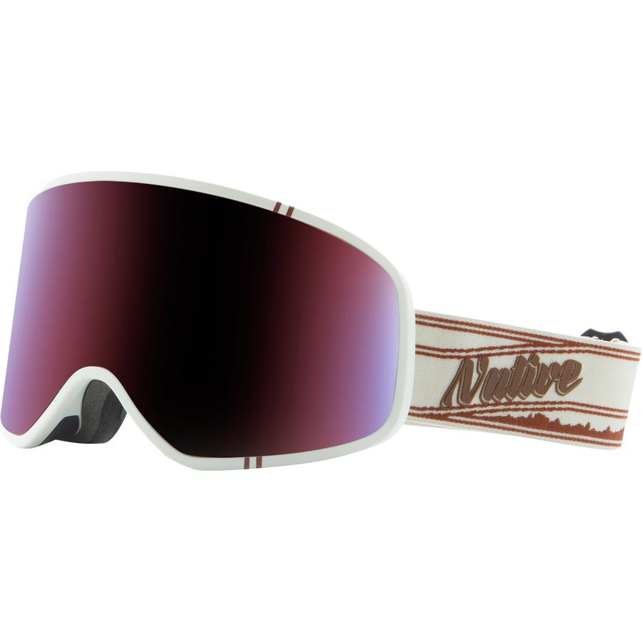 d3309a2d1 Native Eyewear - Tenmile Goggles - Pinstripe/Snowtuned Rose Blue