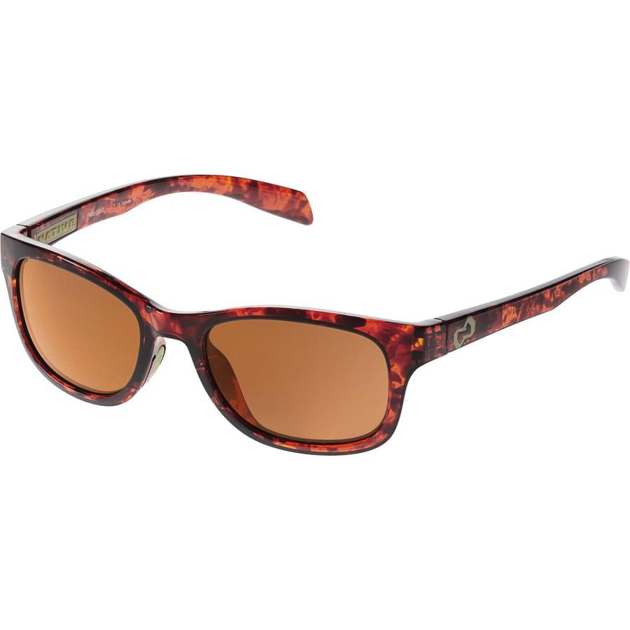 2fedf4b88d Native Eyewear - Highline Polarized Sunglasses - Maple Tort-Sand Brown