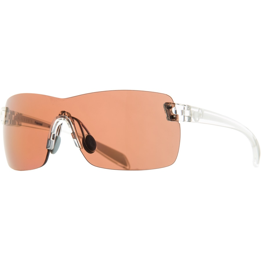 8c541fda5e16 Native Eyewear - Cama Polarized Sunglasses - Crystal-White Copper
