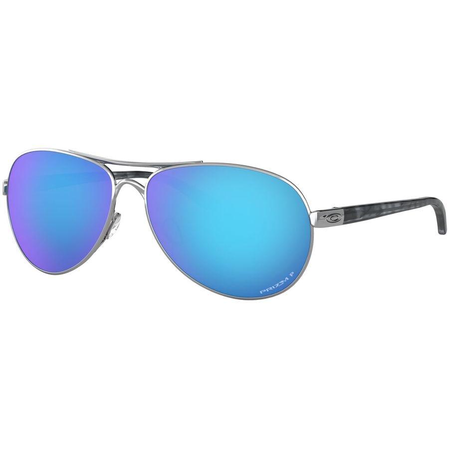Oakley Feedback Polarized Sunglasses - Women\'s | Backcountry.com