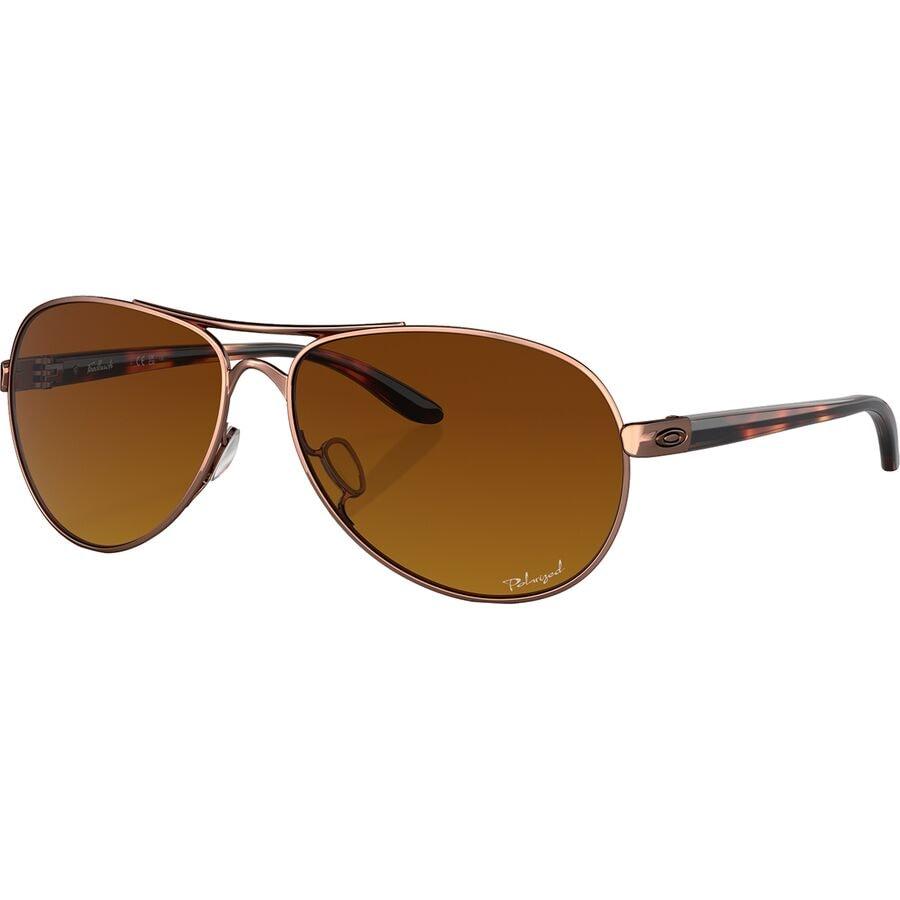 32194cd1a Oakley Feedback Polarized Sunglasses - Women's | Backcountry.com