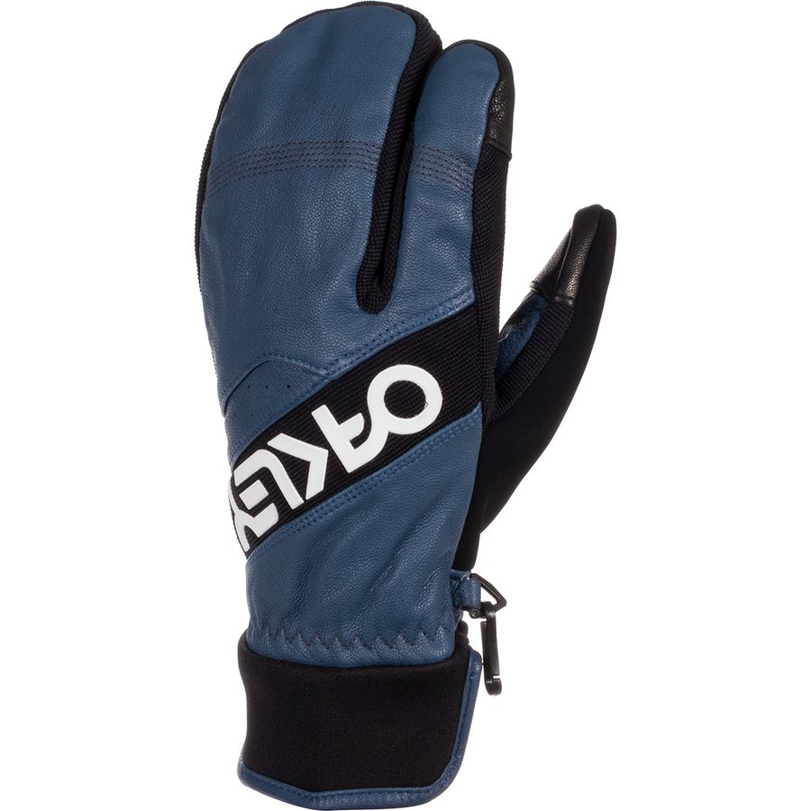 60b228298065c Oakley - Factory Winter 2 Trigger Mitten - Men s - Dark Blue