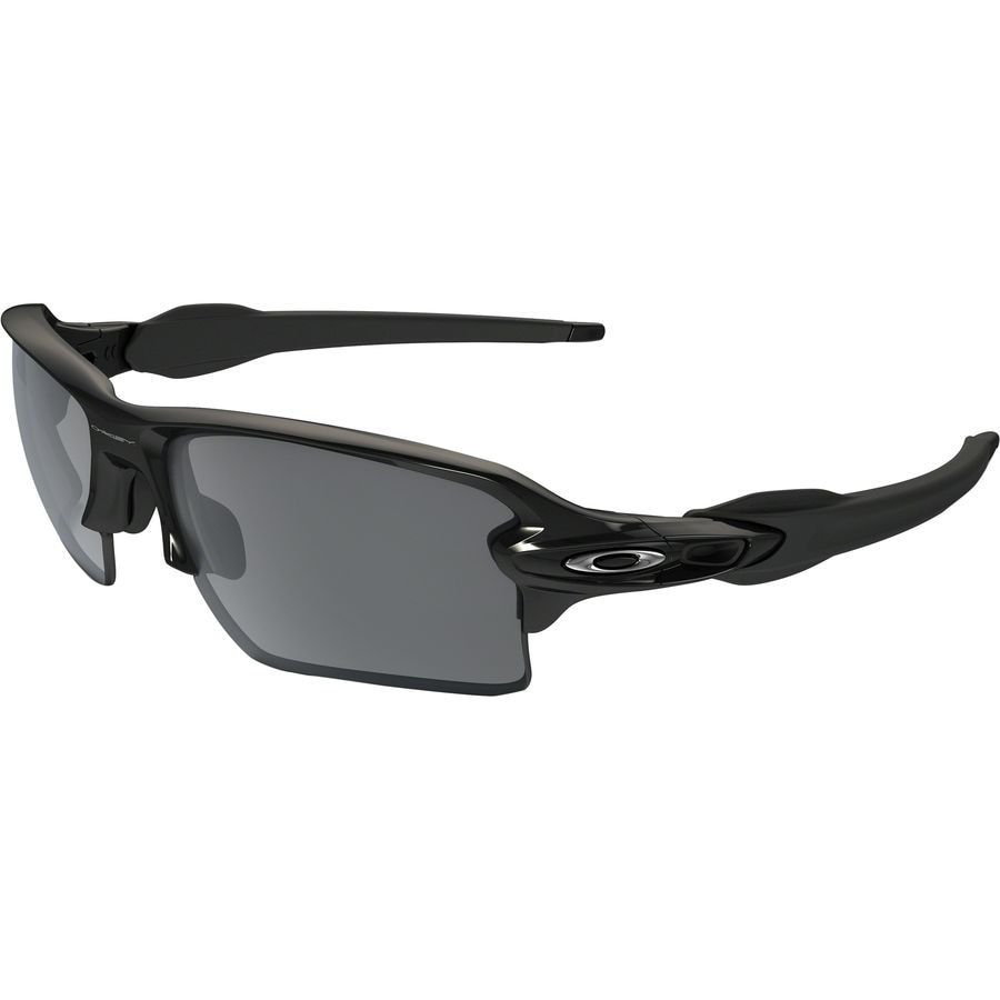 efa38957c6e7e Oakley - Flak Jacket 2.0 XL Sunglasses - Men s - Polished Black Black  Iridium