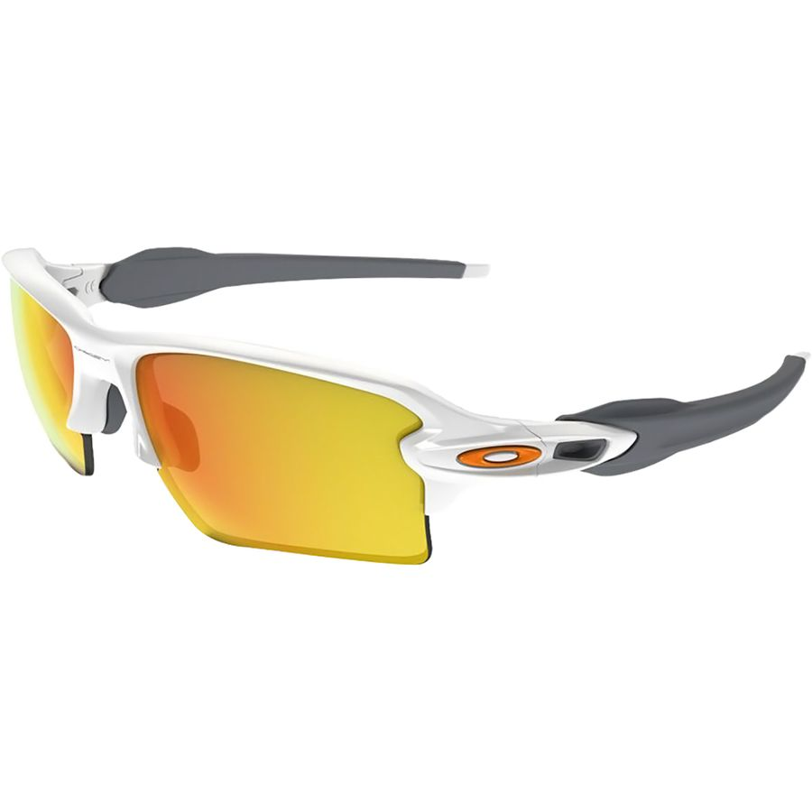 1ca94c4f13 Oakley - Flak Jacket 2.0 XL Sunglasses - Men s - Polished White Fire Iridium