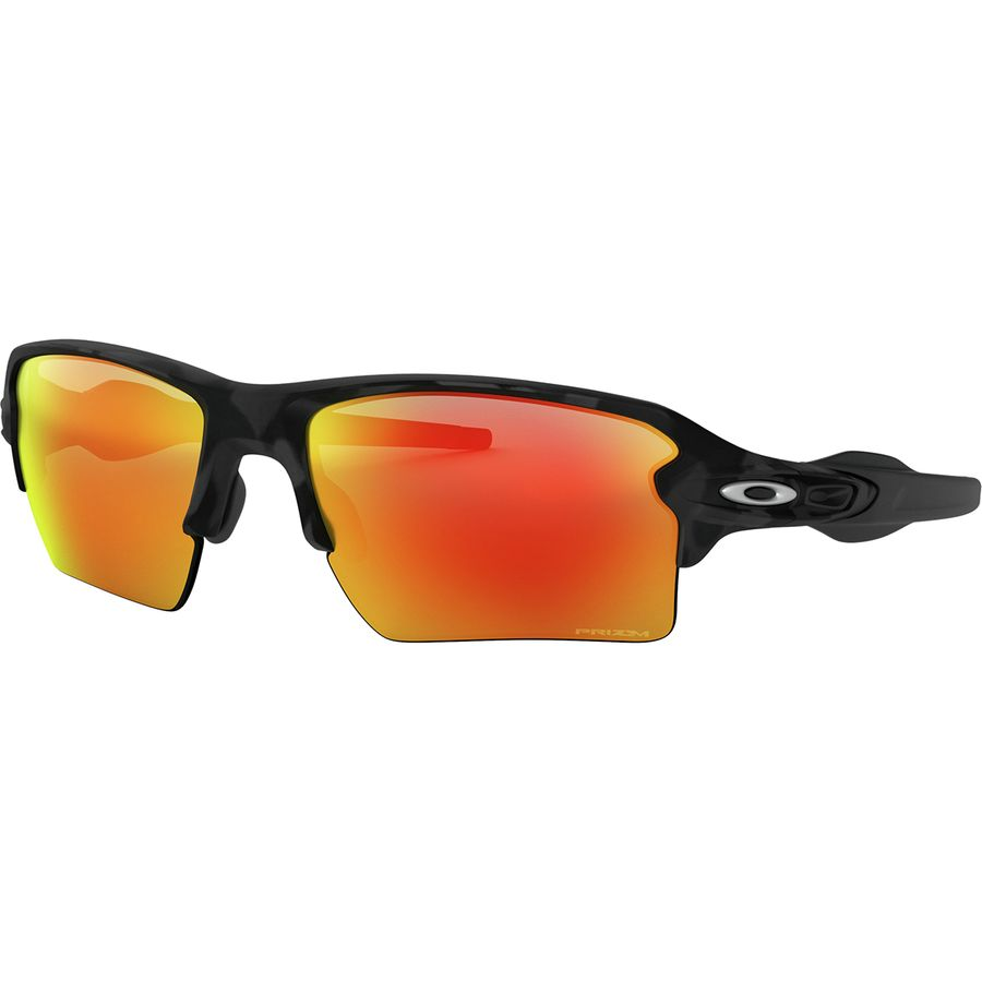817f1bc57e5 Oakley - Flak 2.0 Prizm Sunglasses - Men s - Black Camo Prizm Ruby