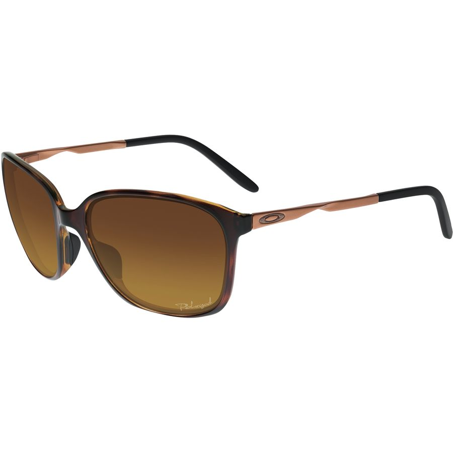 oakley brown sunglasses  Oakley Game Changer Sunglasses - Polarized - Women\u0027s