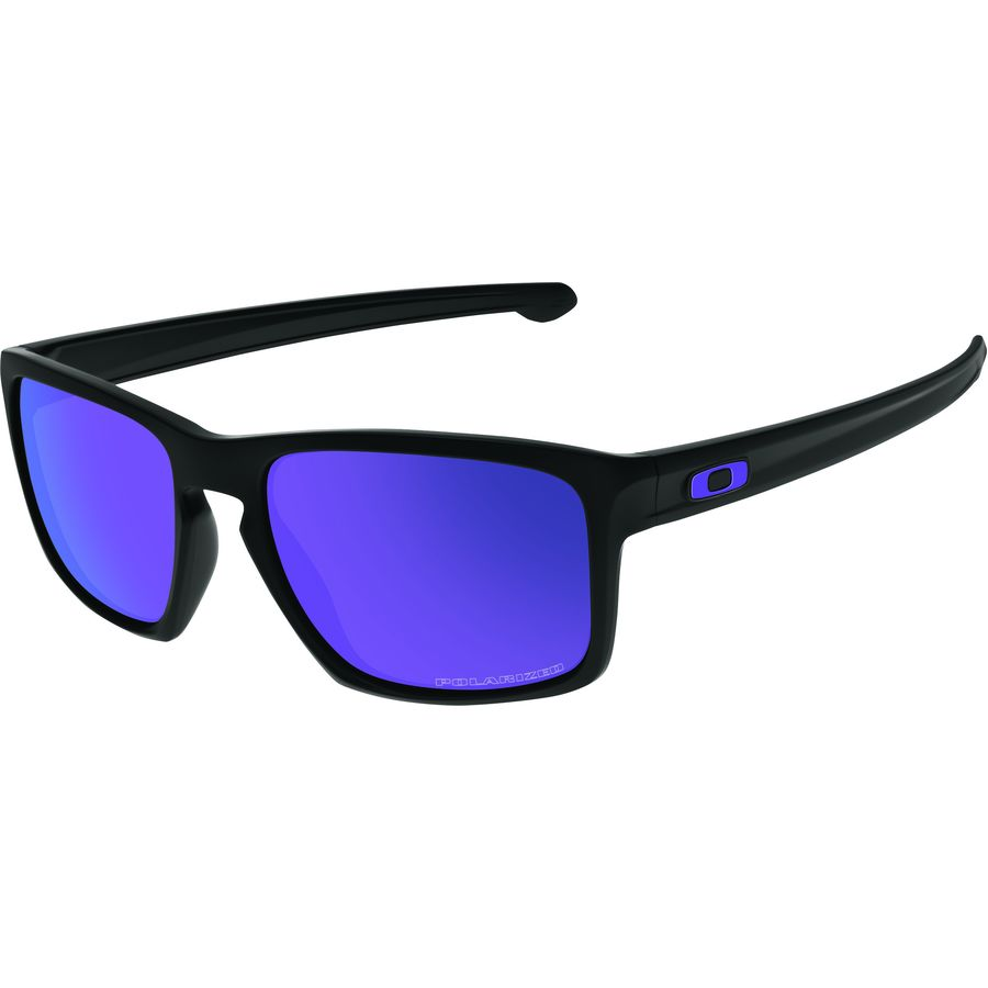 ef9e6da966 Oakley - Sliver Polarized Sunglasses - Matte Black Violet Iridium