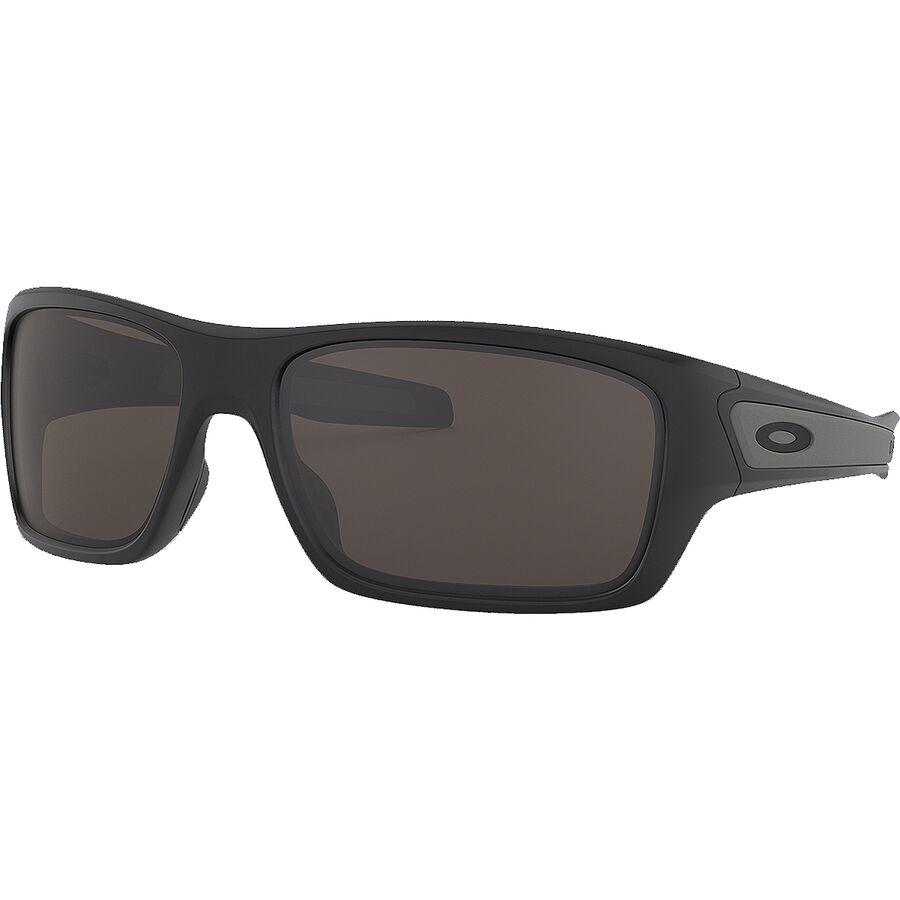 7ab130e84787b ... Digital Camo - Black Iridium. Oakley - Turbine Sunglasses - Men s -  Matte Black Warm Grey