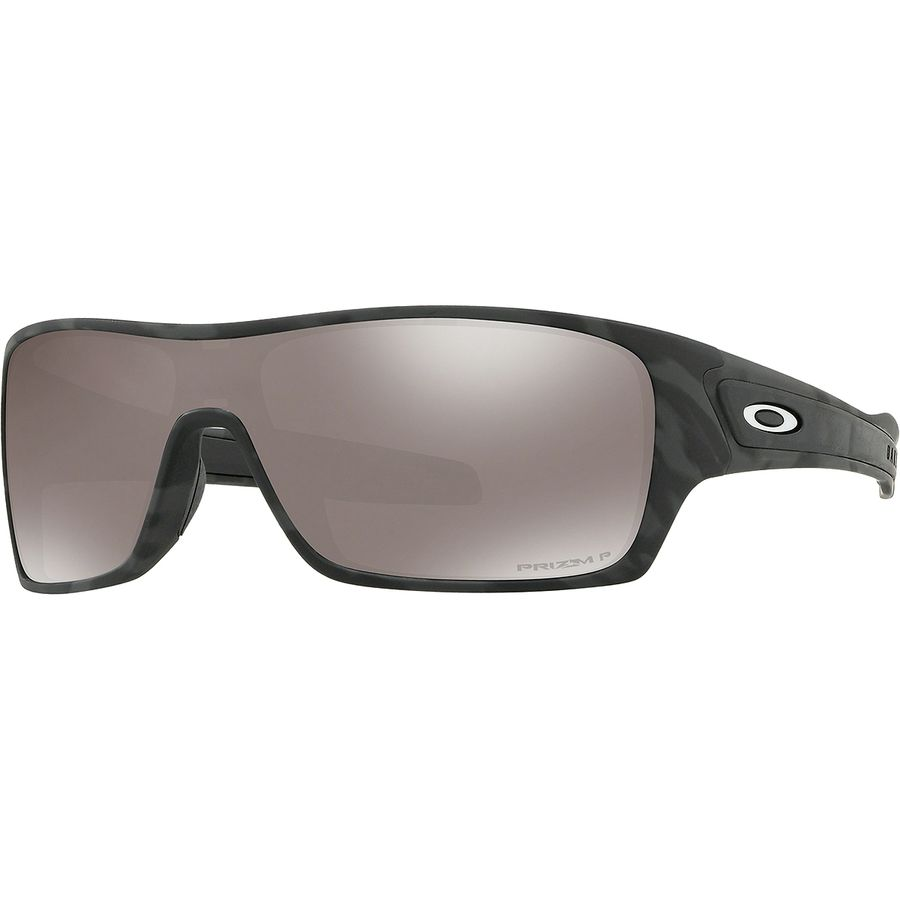 4dff752a31a Oakley - Turbine Prizm Polarized Sunglasses - Men s - Black Camo Prizm  Black Polarized