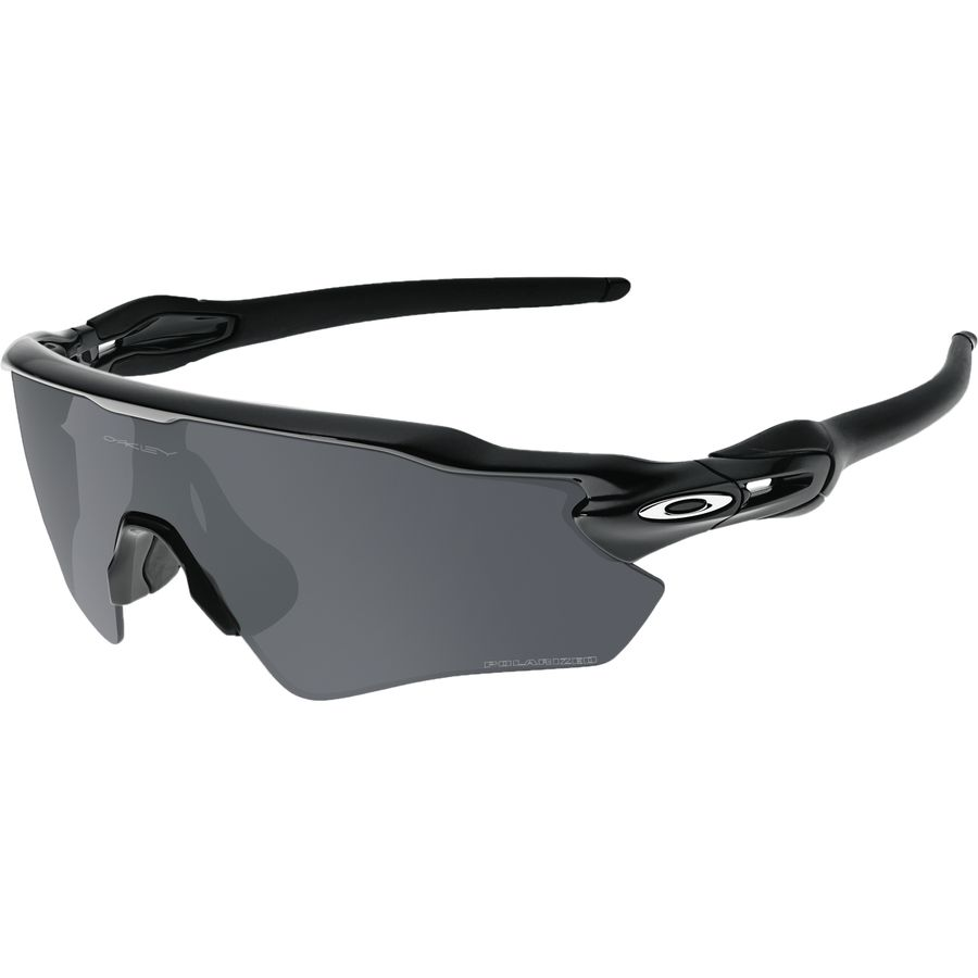 oakley radar polarized iridium