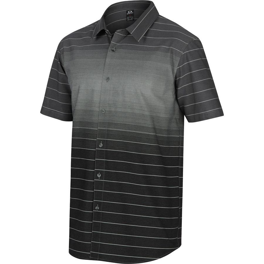 Oakley Stripes Shirt - Short-Sleeve - Mens