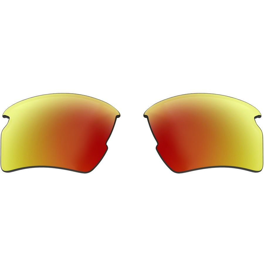 4d73b57722b Oakley - Flak 2.0 XL Replacement Lens - Ruby Iridium Polarized