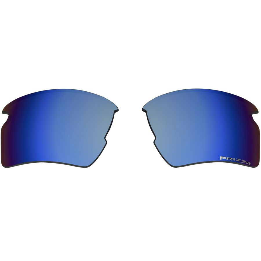 ae85746f74 Oakley - Flak 2.0 XL Prizm Replacement Lens - Deep Water Polarized