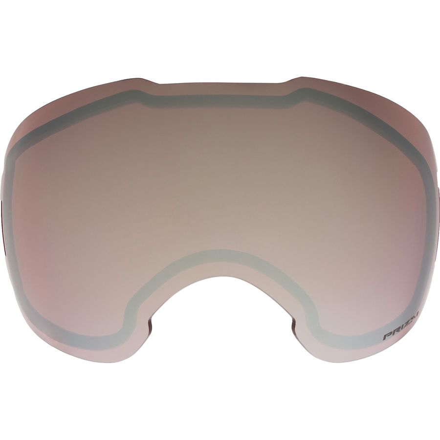oakley airbrake xl clear lens