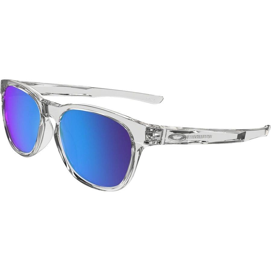 36f357f703 Oakley - Stringer Sunglasses - Stringer Polished Clear W Sapphire Irid