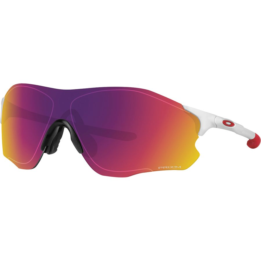 605b23f89e Oakley - EVZERO Path Prizm Sunglasses - Evzero Path Matte White W Prizm Road