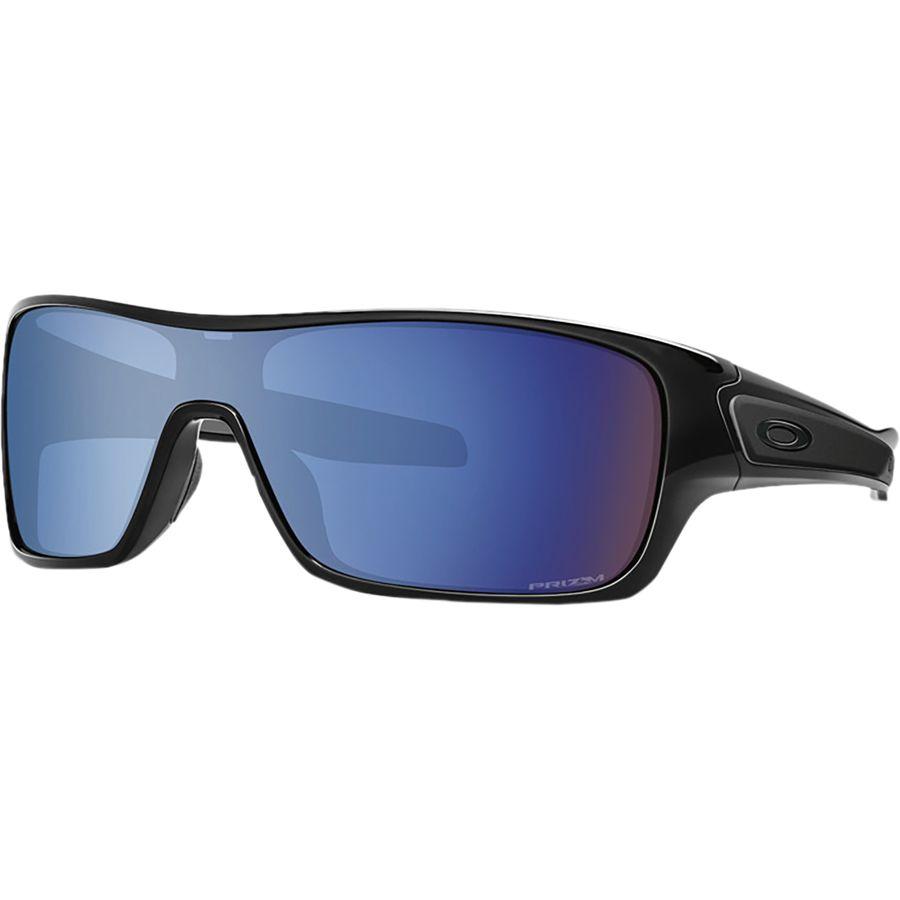 ea3697def0ce2 Oakley - Turbine Rotor Prizm Sunglasses - Men s - Turbine Rotor Polished  Black W Prizm