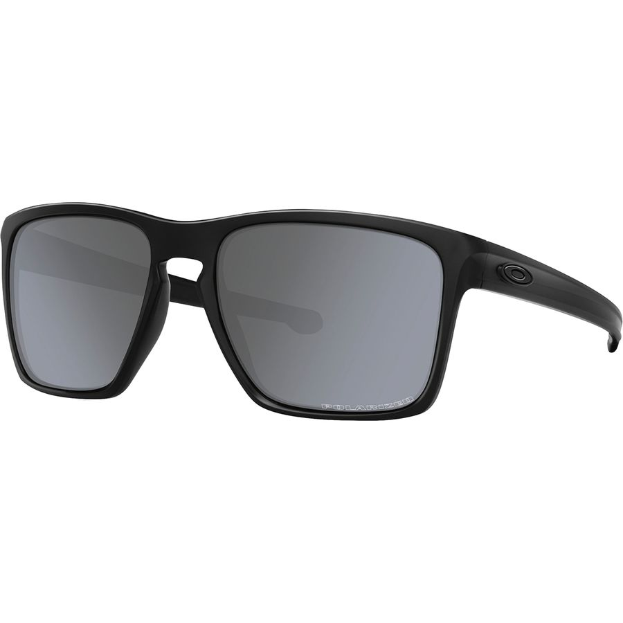87c921f3a22 Oakley - Sliver XL Polarized Sunglasses - Men s - Matte Black W Grey  Polarized