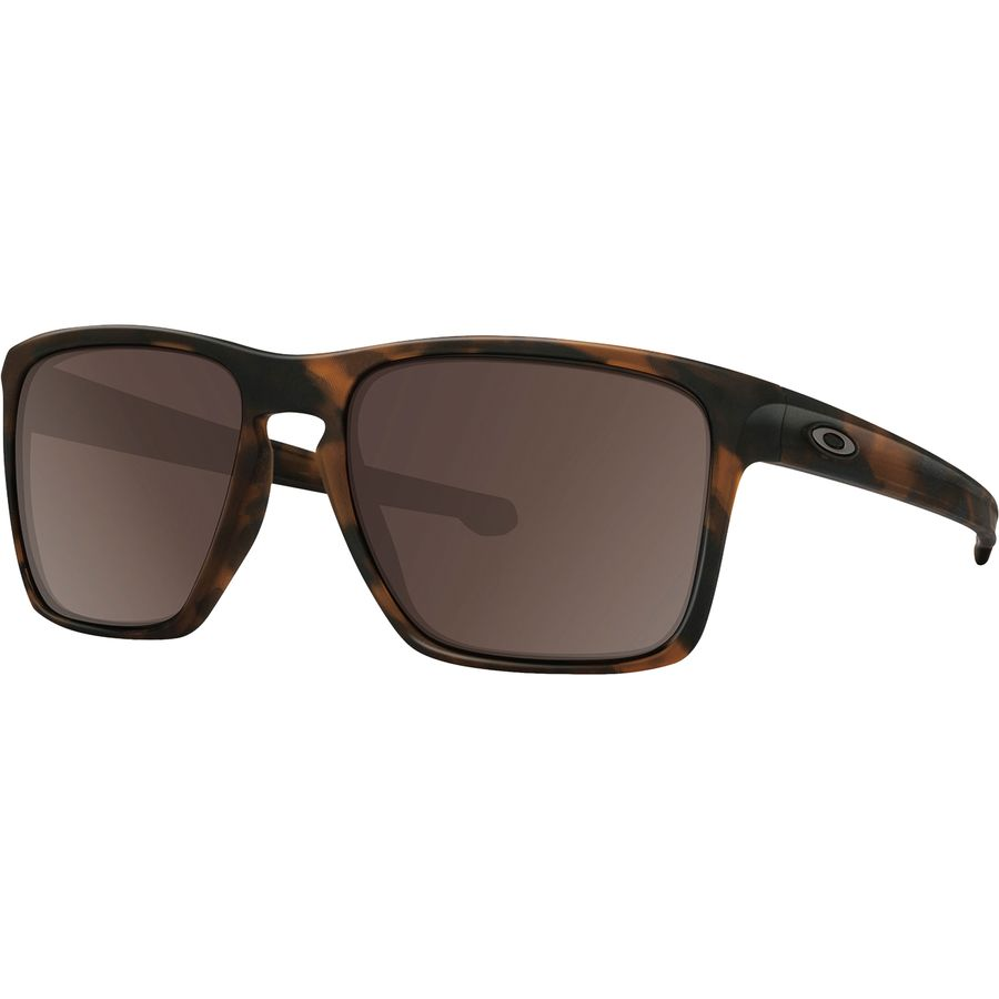 Oakley - Sliver Sunglasses - Men s - Matte Brown Tort W  Warm Grey 9930d2aed44a