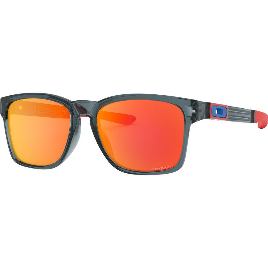7261b86e0c364 Oakley - Catalyst Prizm Sunglasses - Snapback Crystal Black Prizm Ruby