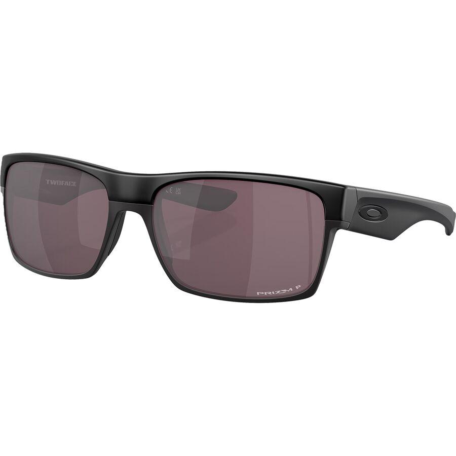 3a42ea551d Oakley - Two Face Prizm Sunglasses - Matte Black Prizm daily Polarized