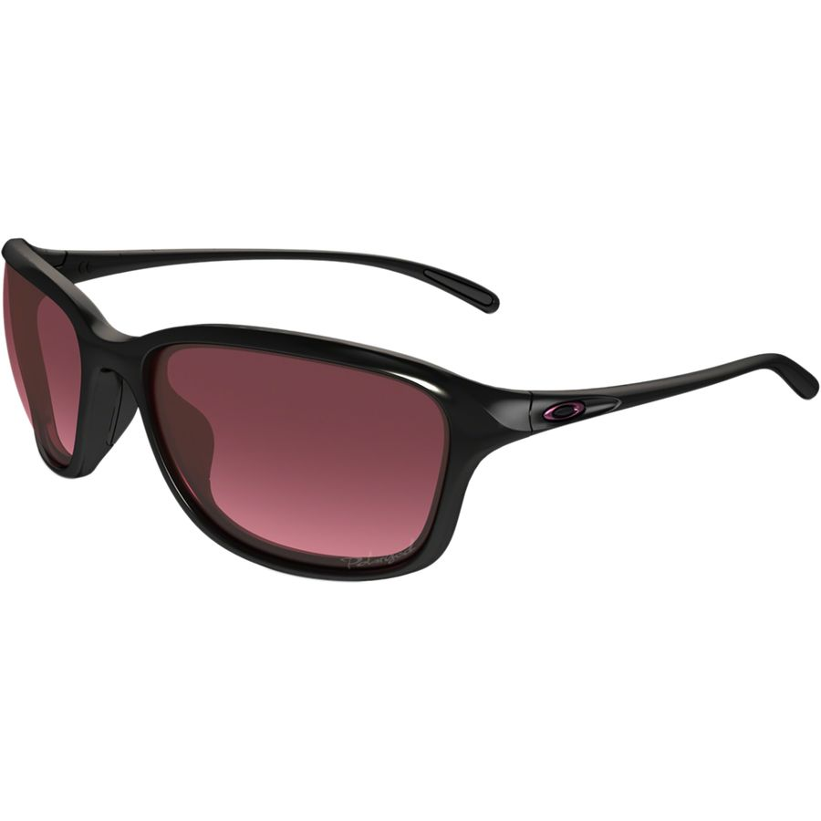 Oakley Shes Unstoppable Polarized Sunglasses - Womens