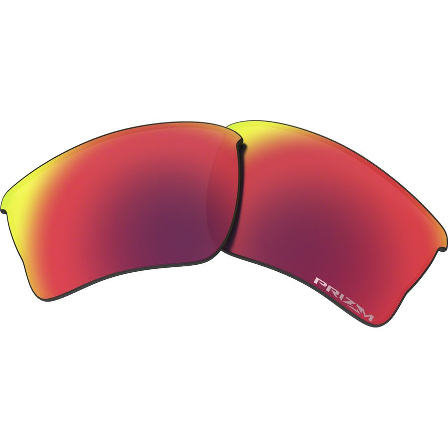 bc1984564a Oakley - Quarter Jacket Replacement Lens - Prizm Road