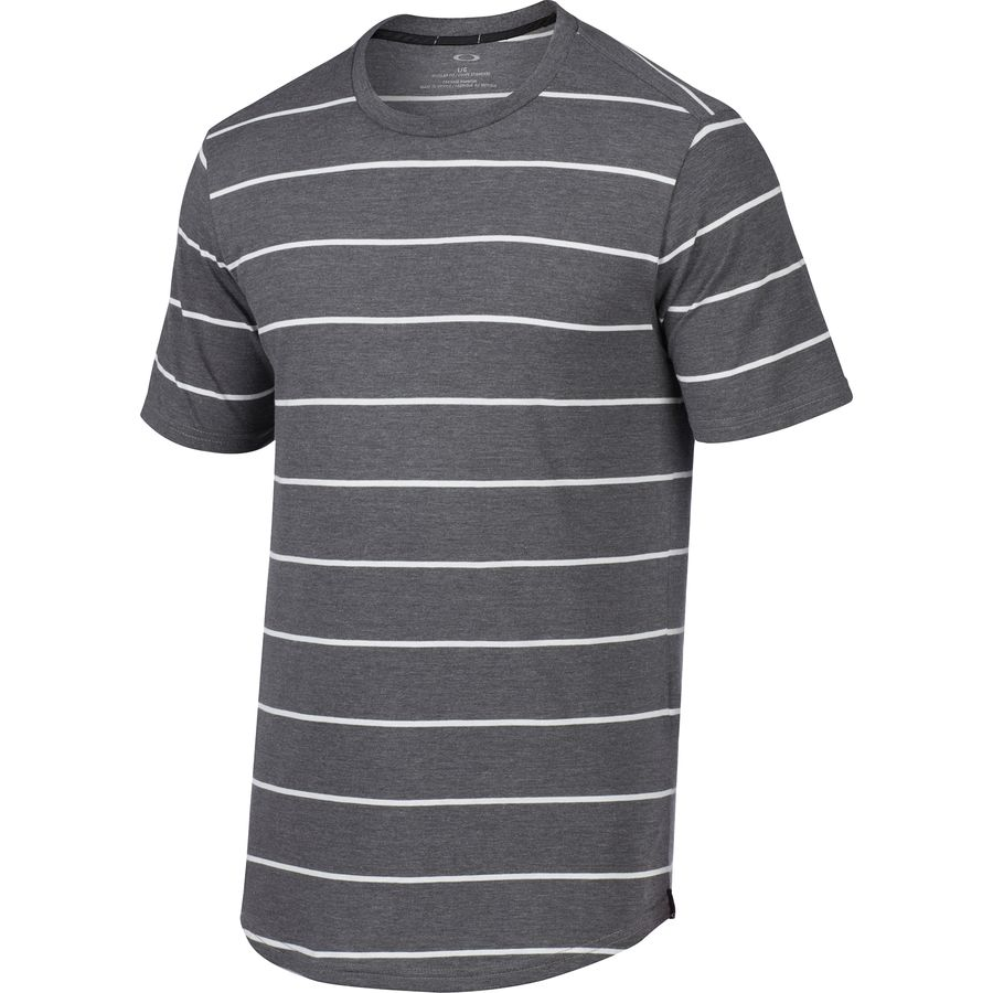 Oakley Edge Yarn-Dyed Knit T-Shirt - Mens