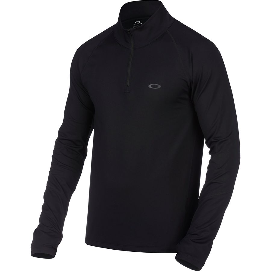 Oakley Warm Zone 1/4-Zip Shirt - Long-Sleeve - Mens